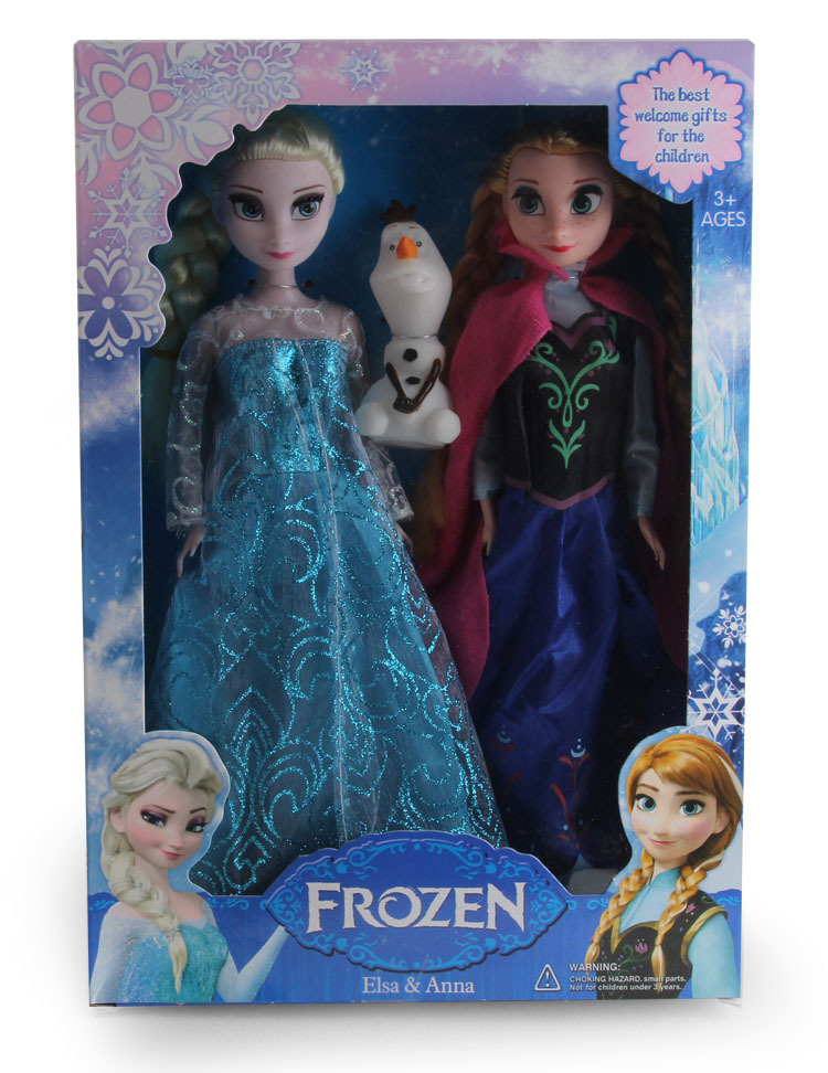 NEW Brinquedos Princess Anna Elsa PVC Figure Toys classic Doll Brinquedo Kids Toys Elsa Action Figure Anime For collection,gift funko pop princess elsa anna action figure model doll kids toys birthday gift for girl 410cm christmas gift