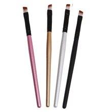 2017 Women Portable 1pcs Professional Eyebrow Eye Liner Brow Eye Shadow Makeup Brushes Shader Makeup Brush Cosmetics Tools