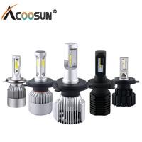 LED Car Headlight Bulb H7 H4 H1 12V Auto Led Lamp 6000K Automobiles Light 12000LM H11