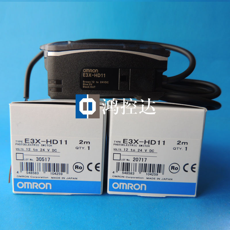 Special offer new original Omron fiber amplifier E3X-HD11 2MSpecial offer new original Omron fiber amplifier E3X-HD11 2M
