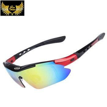 440a2ef88b Gafas de sol polarizadas de calidad para hombre, gafas de sol para conducir  con Unid 5 piezas, lentes de protección uv resistentes al impacto  cambiables, ...