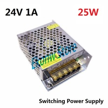 25W 24V 1A Switching Power Supply Factory Outlet SMPS Driver AC110-220V to DC24V Transformer for LED Strip Light Module Display