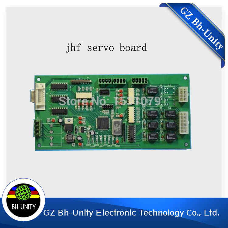 New and High Quality JHF Servo Board for JHF Lepard for of inkjet Printing machine spare parts