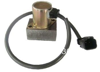 Free shipping! Main pump Pilot Proportional Solenoid Valve 702-21-57400 57500 55901 for Komastu digger spare parts PC-7 PC200-7
