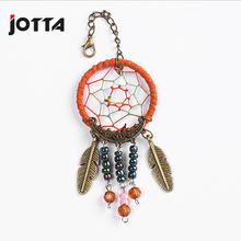 Variety Creative handmade dream catcher keychain small pendant gift practical