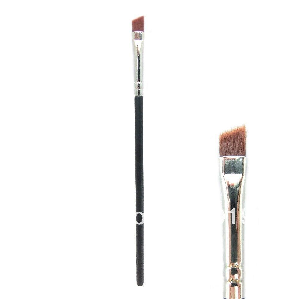 L258 - Angled Brow Free shipping! Brand nylon hair eyebrow brush, eyeshadow brush, makeup brow brush