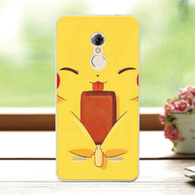 Painted Banana Minions Soft Silicone Case For Lenovo Vibe K6