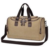 2016 Wholesales Men Retro Vintage Canvas Travel Crossbody Male Shoulder Bag High Capacity Messenger Bags Handbags
