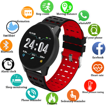 BANGWEI Smart Bracelet Sport Waterproof Fitness Bluetooth Connection Android ios Heart Rate Sphygmomanometer Pedometer Wristband