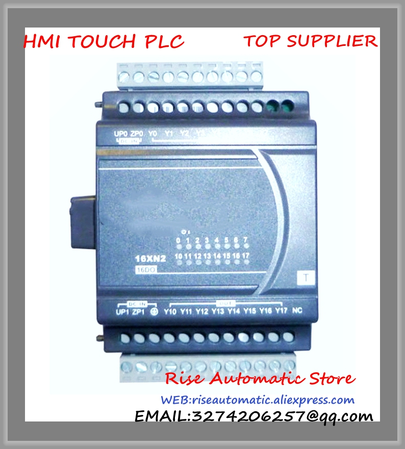 DVP16XN211R Delta New Original PLC Digital module ES2 series 24VDC 16DO Relay output new original dvp16xn11r delta plc 16do relay output digital module