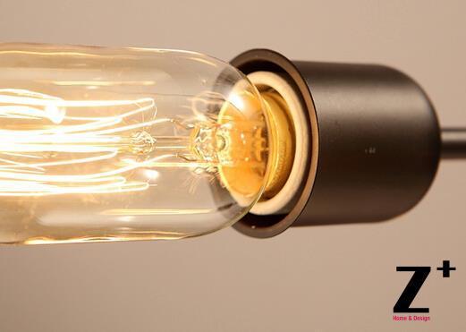 Replika maddəsi American Style Sputnik asma işıq lampaları Edison - Daxili işıqlandırma - Fotoqrafiya 4