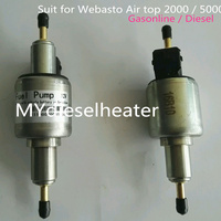 3 Pieces of oil pump for 2Kw 5KW air heater in diesel truck, boat, bus, caravan! Webasto air top 2000, Eberspacher & Snugger!
