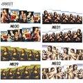 1 Folha Grande Mulheres Nail Art Transferência de Água Adesivos Decalques Completa Wraps Foil Prego Dicas de Beleza Moda Decoração Manicure Ferramenta A829-832