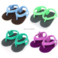 New Character Cotton baby shoes Newborn Crochet Toddler Shoes wool yarn Baby boys shoes 1 pair 4 colors