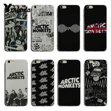 Yinuoda Arctic Monkeys For iphone 6 6s plus XSMax Soft silicone cover Case For iPhone 7 7plus 8 8plus X XS XR Coque Shell arctic monkeys arctic monkeys favourite worst nightmare