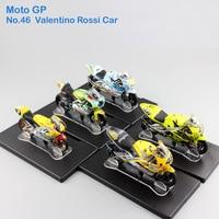 1 18 Scale Leo No 46 Valentino Rossi MotoGP Factory Racing Honda Aprilia Yamaha Championship Diecast
