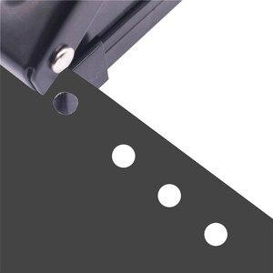 Image 4 - Poinçon Standard, 1 pièce 6 trous, fournitures de reliure de bureau, papeterie détudiant, bon outil
