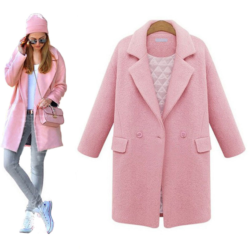 Online Get Cheap Girls Pink Ladies Jacket -Aliexpress.com ...