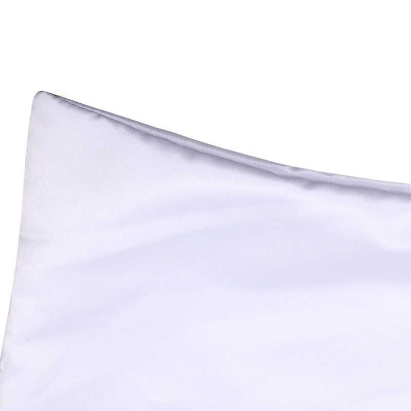 Sederhana Nordic Style Bantal Cover Hitam Putih Geometris Garis-garis Rumah Kamar Tidur Sofa Bantal Cover Polyester Peach Skin Sarung Bantal