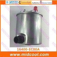 Free Shipping High Qulality Oil Filter Fuel Filter FOR NISSAN 16400 EC00A 16400EC00A