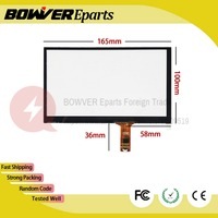 A 7 Inch 165mm 100mm Touch Sensor Panel GPS DVD GT911 165 100 Touchpad Compatible