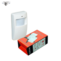 Adjustable Wireless Home Security PIR Motion Sensor Passive IR Motion Detector With Learning Code Tamper Switch