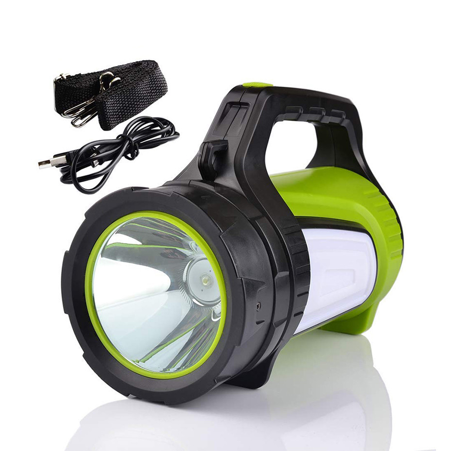 High Brightness 1000lm Work Light usb Charging Foco Led Recargable 10W Work Lamp Worklight For Camping Emergency Portable Light
