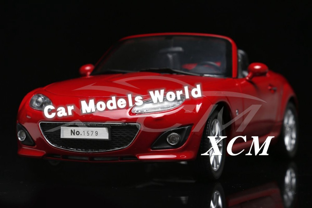 Oyuncaklar ve Hobi Ürünleri'ten Pres Döküm ve Oyuncak Araçlar'de Pres döküm model araç için MX5 MX 5 1:18 (Kırmızı) + KÜÇÜK HEDIYE!!!!!!!'da  Grup 1