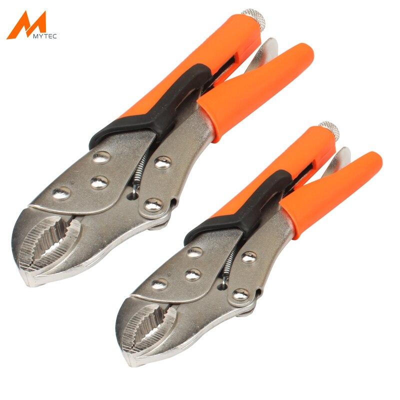 Handwerkzeuge Werkzeuge Logisch 7 10 Vise-grip Locking Zangen Gummi Grip Gebogene Kiefer Schnelle Release Zange HeißEr Verkauf 50-70% Rabatt