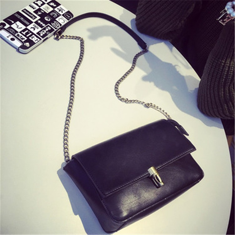 2015 New Fashion Women Bag Leahter Handbags Small Messenger Bolsa Feminina Crossbody Shoulder Bags  Bolsos Famous Brands Lady 008