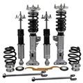Суспензии coilver для BMW 3 серии E36 седан амортизаторы стойки для 318 323 325 328 325is/325ic/328i/328is/328ic/M3