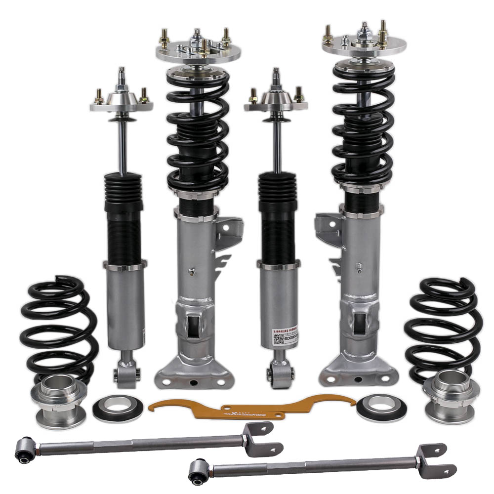 Coilover Suspensions For BMW 3 Series E36 Sedan Coupe Absorbers Shocks Strut for 318 323 325 328 325is/325ic/328i/328is/328ic/M3|Shock Absorber& Struts| |  - title=