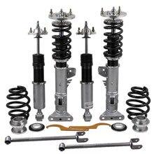 Suspensão coilover para bmw 3 series e36 sedan, coletor amortecedor para 318 323 325 328 325is/325ic/328i/328is/328ic/m3