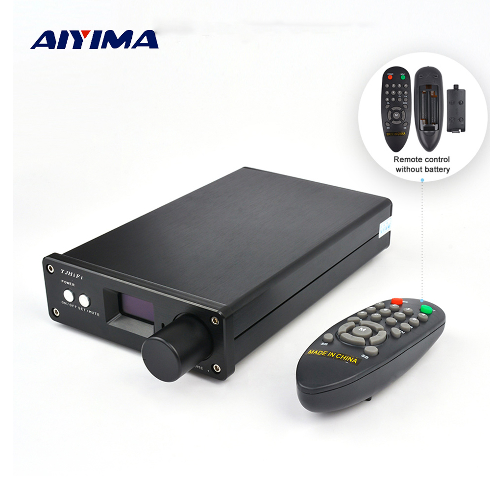 AIYIMA 2.1 Digital Power Class D <font><b>Amplifiers</b></font> <font><b>Audio</b></font> Board 25Wx2+50W USB <font><b>Optical</b></font> Coaxial <font><b>Input</b></font> Amplificador STA326 PCM2706 AK4113 image