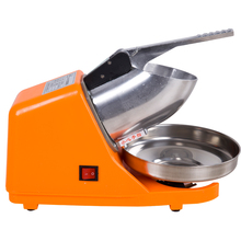 Free shipping  snow ice machine high speed commercial high-power Smoothie electric machine sand ice machine Ice Crushers