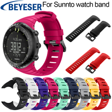 Sport Watch Strap for Suunto Core Watch Band WatchStrap Bracelet Replacement Wristband for Suunto Core Smart Watch Wrist band цена