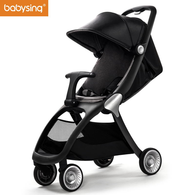 Babysing Luxury Strollers All Season Travel Light Umbrella Car Stroller Foldable Baby Carriage Stroller Brands Pram Pushchair пена монтажная mastertex all season 750 pro всесезонная