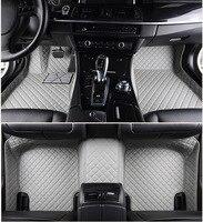 Custom car floor mats for Mazda All Models CX5 CX7 CX9 MX5 ATENZA Mazda 2/3/5/6/8 Auto accessories auto styling