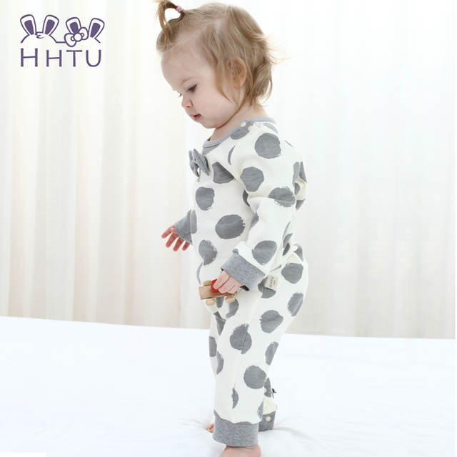 e70b3824c Online Shop HHTU Baby Rompers Long Sleeve Baby Girls Clothing ...