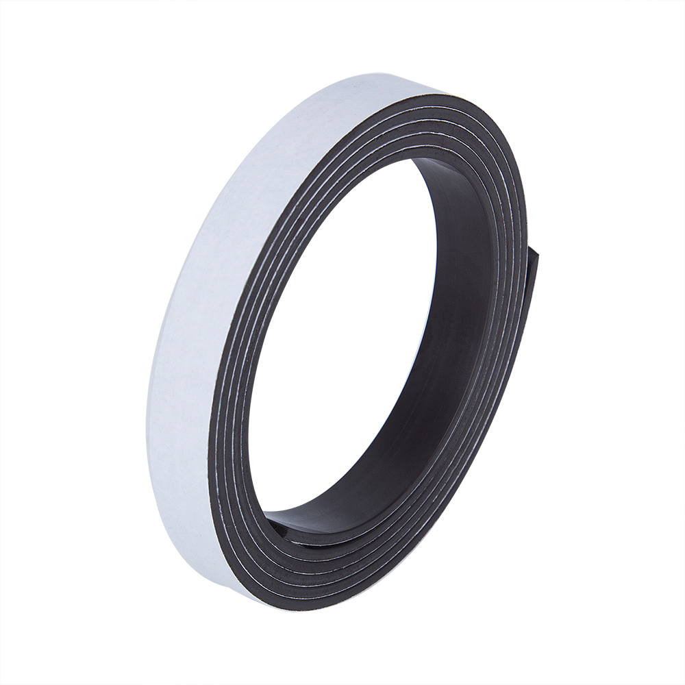 1 Meter 12*2mm self Adhesive Flexible Magnetic Strip Rubber Magnet Tape width 12mm thick 2mm ,12 x 2mm new 3 meter 12 7 x 1 5mm self adhesive rubber magnetic tape magnet strip strong suction can cut a variety of shapes diy