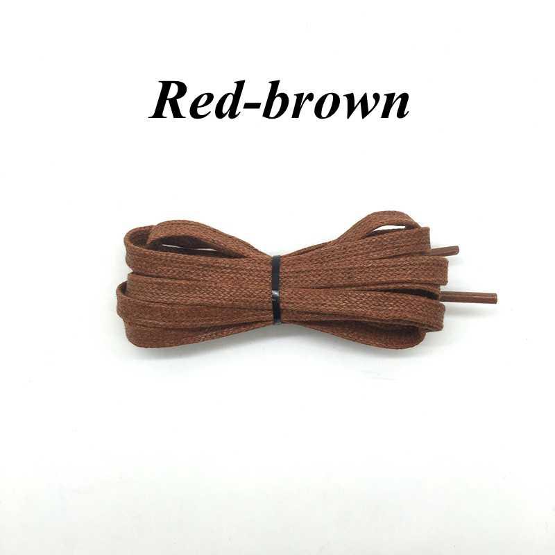 1 çift Pamuk kordon düz şekil ayakabı unisex yüksek top rahat deri çizme ayakkabı bağcıkları moda marka su geçirmez ayakkabı bağı P-3