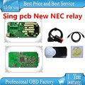 + Качество Одной плате с Новый NEC реле 2015.1 бесплатно активное TCS CDP PRO PLUS новый vci cdp профессиональное без bluetooth