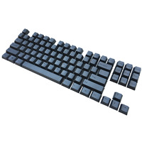 87 PBT 87 Keycaps Set Dye Sub Cherry MX Key Caps Top Print/Cherry Profile/ANSI Layout for TKL 87 MX Switches Mechanical Keyboard (4)