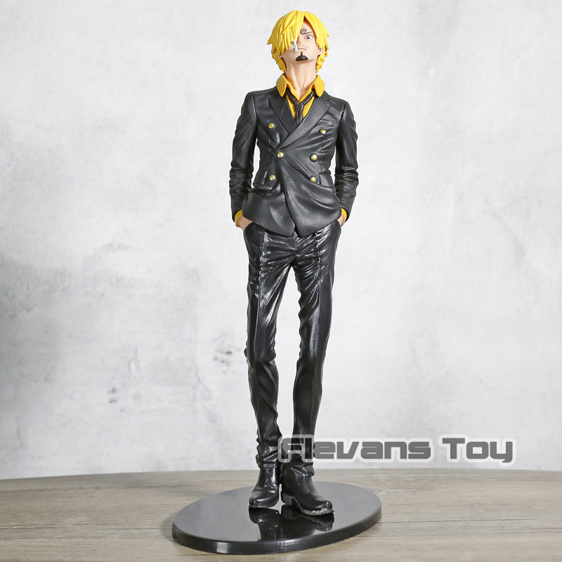 Anime <font><b>One</b></font> <font><b>Piece</b></font> Sanji Banpresto <font><b>Ichiban</b></font> <font><b>Kuji</b></font> C The Best Edition Figure Figurine image