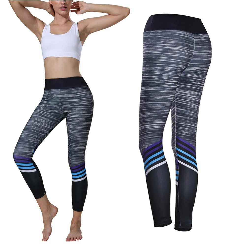 2563680d00 ... Drop ship Women quick drying High elasticity fitness Yoga trousers  Outdoor professional Running pants gym sport ...