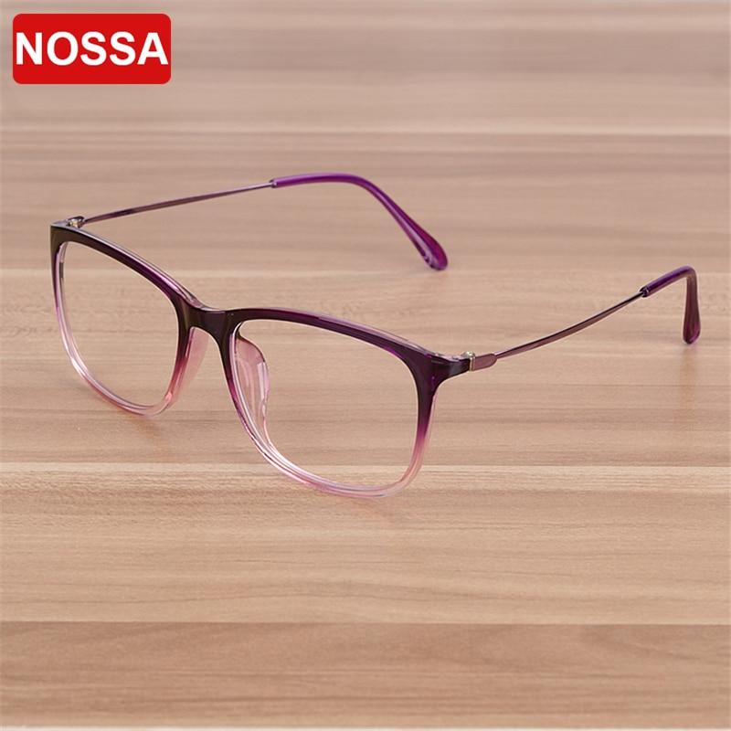 Жіночі модні короткозорі окуляри кадр елегантні окуляри окуляри окуляри для окулярів окуляри червоний синій чорний коричневий