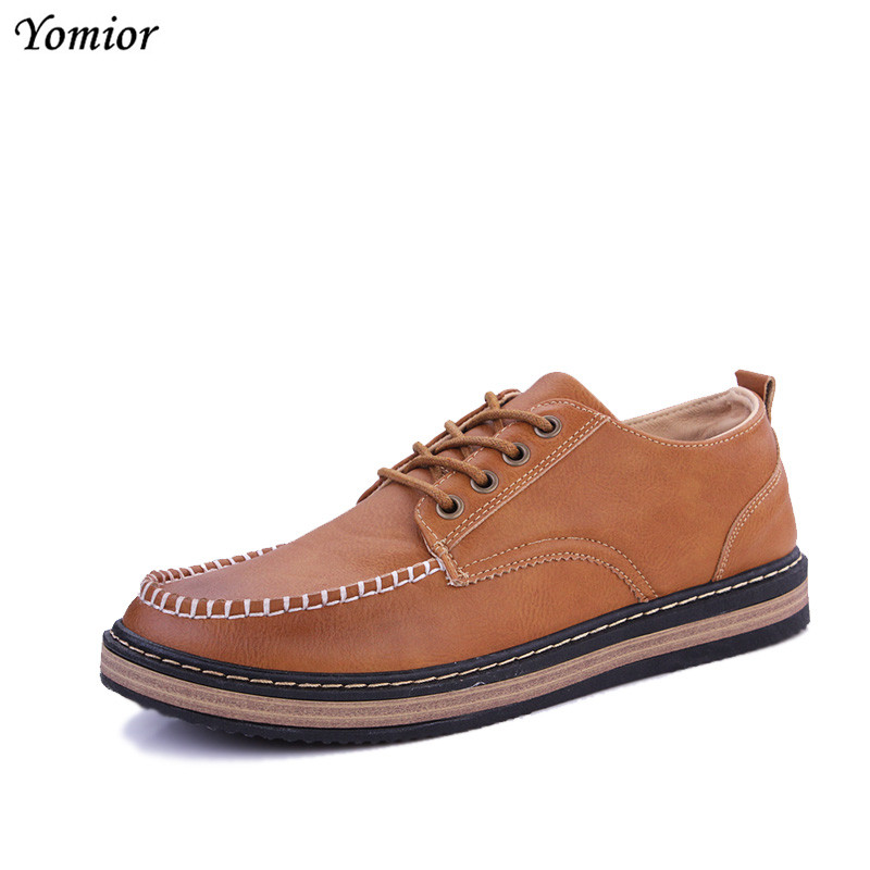 Yomior New Style Spring Casual Shoes Men Sneakers Students Trend Men's Shoes Breathable Fashion Casual Shoes Chaussure Homme fashion men spring casual shoes chaussure homme outdoor sport portable breathable anti skid mesh shoes zapatos casuales hombre