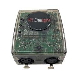 Дас светильник DVC4 DMX программное обеспечение сценический светильник контроллер