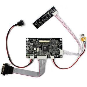 Image 3 - Vgaav Lcd Controller Board KYV N2 V6 5 Inch ZJ050NA 08C Vervanging AT050TN22 640X480 Lcd scherm