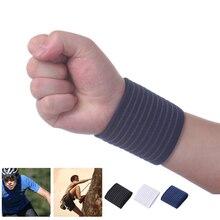 Sport Wrist Band Neoprene Wrist Support Brace Strap Gym Weight Lifting Arthritis Sprains Fitness Elastic Hand Strap Wristband